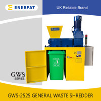 integrated circuit shredder for sale waste shredder machine