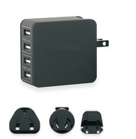 China high qualty new 4 *USB Port Wall Charger wholesale
