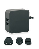 China new arival portable Dual USB Wall Charger wholesale