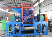 more images of Tire Shredding Machine