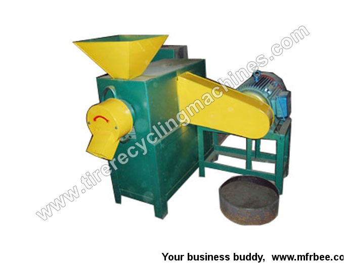 Rubber Milling Machine