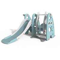 Kids hard plastic toys kindergarten children's outdoor playground slide children playgrounds