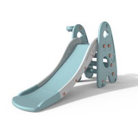 more images of Kids hard plastic toys kindergarten children's outdoor playground slide children playgrounds