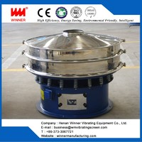 Henan Good Manufacturer Rotary Vibrating Sieve for Fine Material