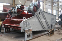 Arthropod Dewatering Sculping Vibrating Screen for Ore Industry