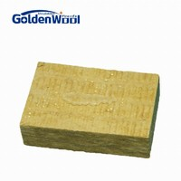 Heat Resistant Lowes Soundproofing Insulation Minernal Wall Rockwool Board