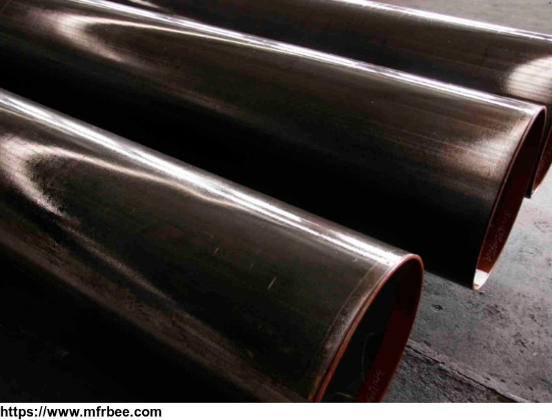 HFW (High frequency longitudinal resistance welded pipe)