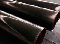 more images of HFW (High frequency longitudinal resistance welded pipe)