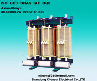 SC (B) series of dry-type transformers 50-40000KVA