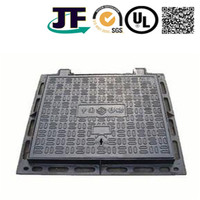 Customized Sand Casting Manhole Cover in Ductile Iron