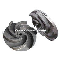 High Precision Pump Impeller with Drawings for Manufacture