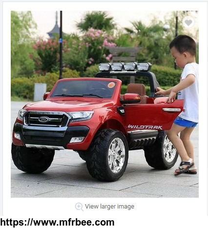New Arrival Ford Ranger Licensed toys electric ride car children products hot selling