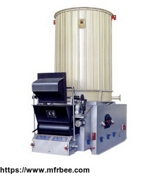 Heat-conducting oil furnace