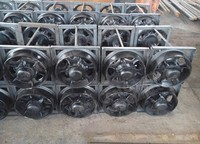 Rail Steel Wheel For Mining Car