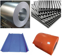 Best Quality PPGI Color Zinc Coated Coil/Iron Steel Tile/Corrugated Metal Roofing Sheet Building Material
