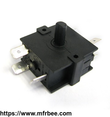 sc725_baokezhen_1_6_positions_electrical_16a_125v_250vac_juicer_rotary_switch
