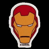 Custom Stickers | Iron Man Custom Stickers | Die Cut Stickers | GS-JJ.com ™