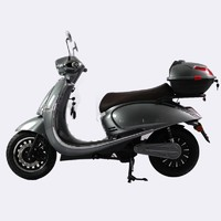 3000W Elegant Road Legal Electric Scooter Swan