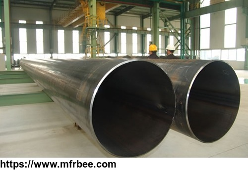 GOST 20295 Steel welded pipes for main oil and natural gas pipelines