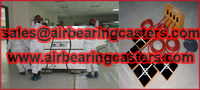 Air bearing system cost calculation