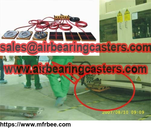 air_caster_with_six_kinds_of_weighing_capacity