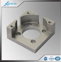 Aluminium Mounting Base CNC Machining certified with ISO9000:2015  ISO14001  TS16949