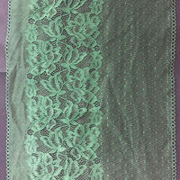 Wholesale Elegant beautiful embroidery French Lace Fabric with 3D flower
