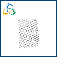 MMO coated expanded titanium mesh anode for cathodic protection