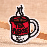 A Cup Of Tea Patch Maker Near Me