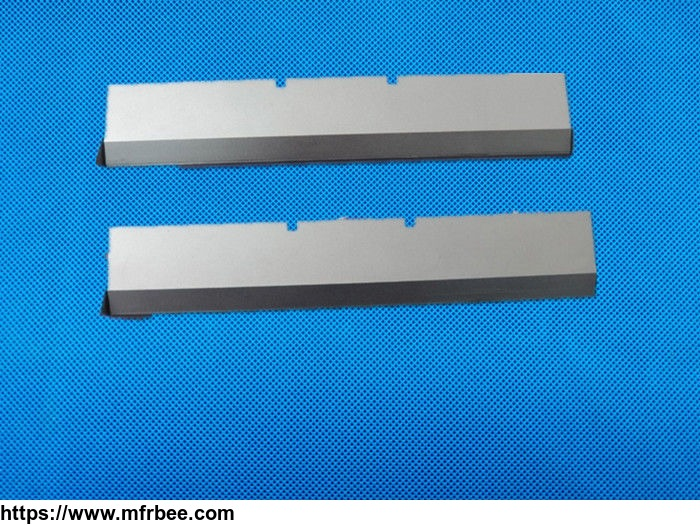 dek_squeegee_blades_scraper_rack_129926_350mm_metal_squeegee_blades_with_hole
