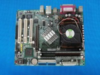 Industrial CPU Board , G4s300 B Motherboard For SMT Screen Printing Equipments