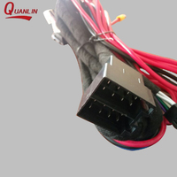 Customized cable assembly wiring harness with UL approval