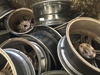 Scrap wheels, aluminum Rims, car/truck wheels scrap