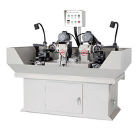 KTMQH-500B Automatic Double Shaft Back Angle Grinding Machine
