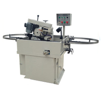 Automatic band sawing side angle grinding machine