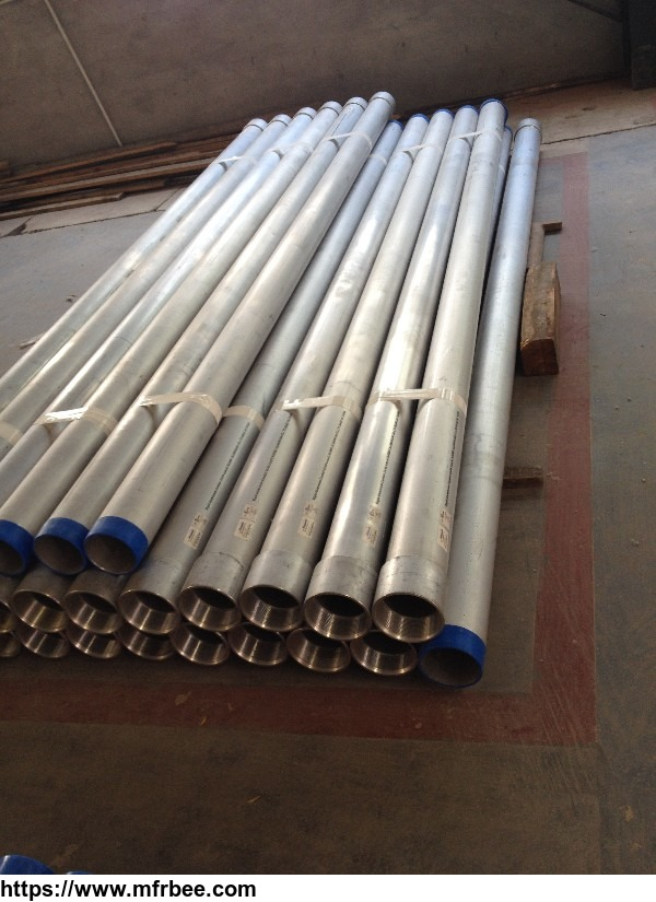 Industrial aluminum pipe weather proof cable tube