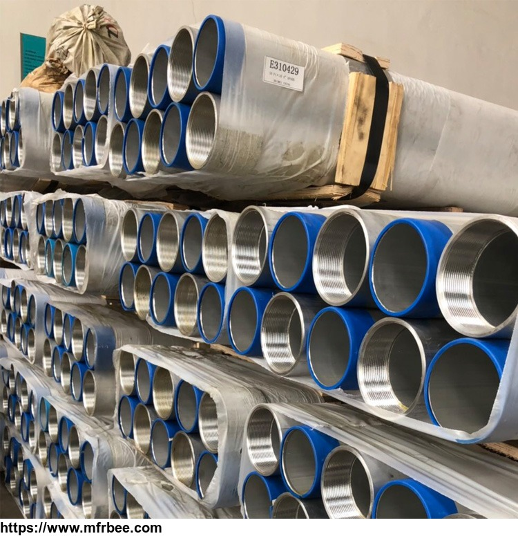 Types Of Aluminum Profiles Threading Aluminum Rigid Metal Conduit