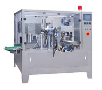 GD Auto premade pouch filling sealing packing machine