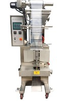 Liquid paste granual auto satchet packing machine