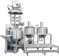 ZJD-650 mayonnaise dressing preparation system processing machine