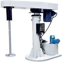 LR high shear dissolving disperser mixer