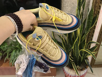 Nike air MAX 97 in yellow nike shoes on sale 50 off
