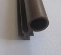 Kerf Mounted Seals/Hollow TPE Seals