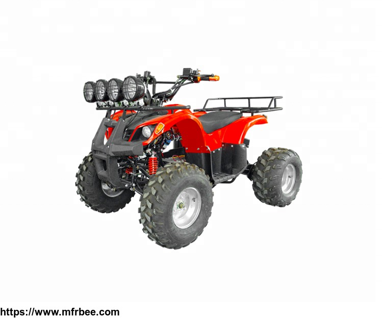 Outdoor playground rides beach racing rides ATV  battery electric racing cars for kids and adult