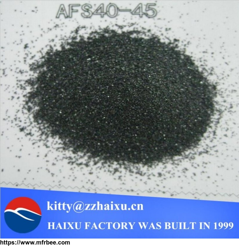 South Afraic chrome iron ore sand for casting