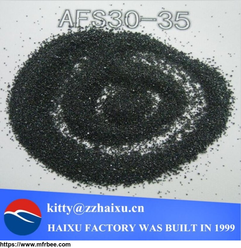 AFS45-50 Casting sand chrome iron ore