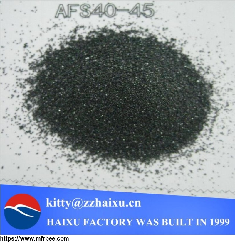 46%min Cr2O3 chrome ore sand grit grain