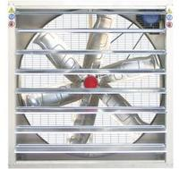 High Quality and Best selling Drop hammer ventilation/weight balance exhaust fan for Poultry House/Chicken House/Greenhouse