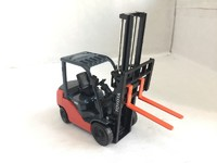 Die-cast Zinc alloy forklift model maker