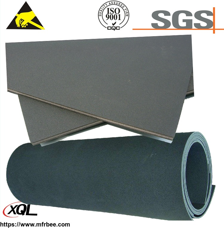Conductive polyethylene foam IXPE package XPE sheet for electronic products